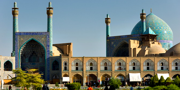 مسجد جمعه اصفهان